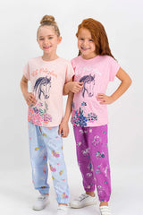 US Polo Horse Pajamas Set