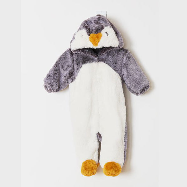 Penguin Fur Overall