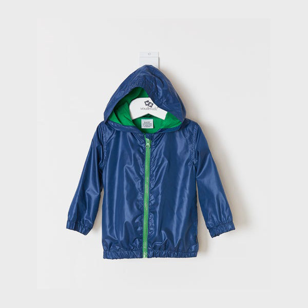 Blue Pillow Jacket