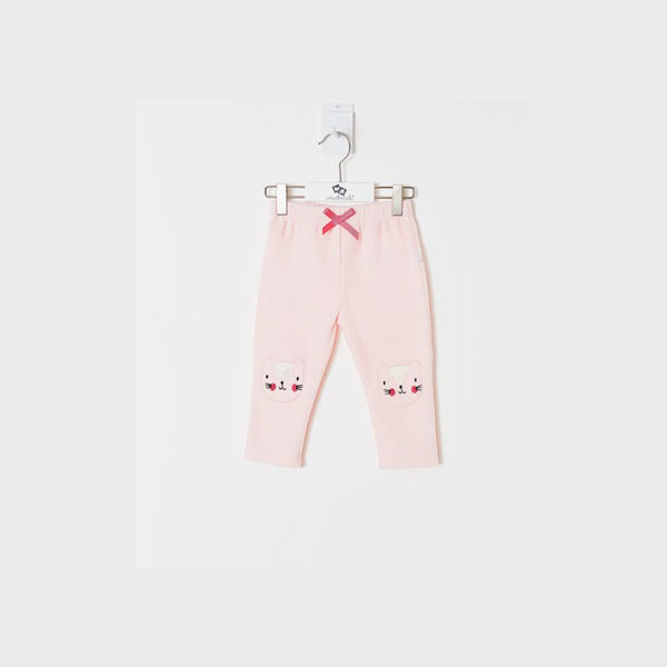 Pink Kitty Pants