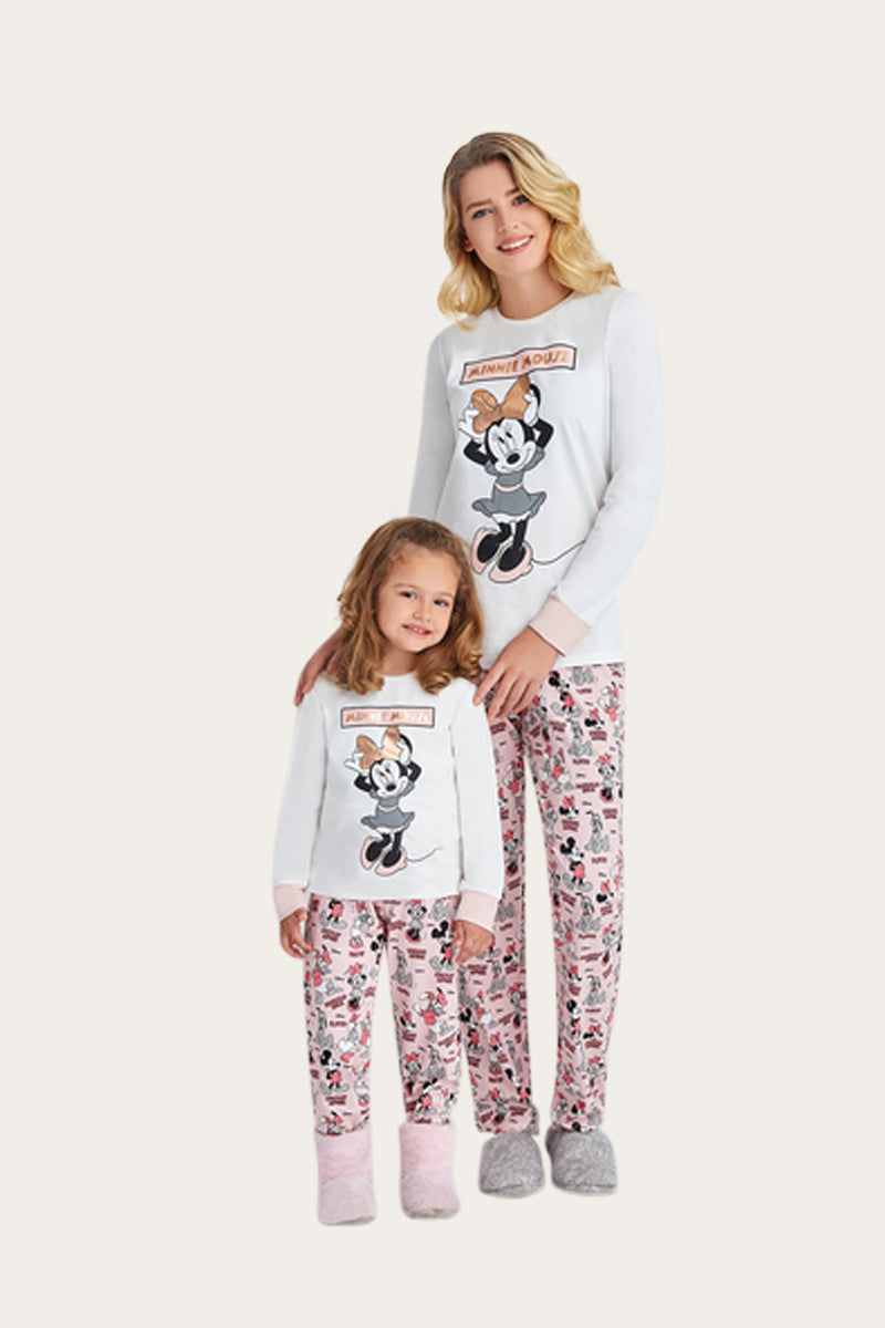 Mummy & I: Pretty Minnie Mouse Set
