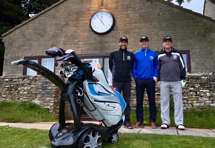 Stewart Golf Completes Macmillan Longest Day Golf Challenge