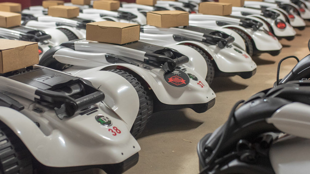 Taipei Club Chooses Stewart Golf For Trolley Fleet