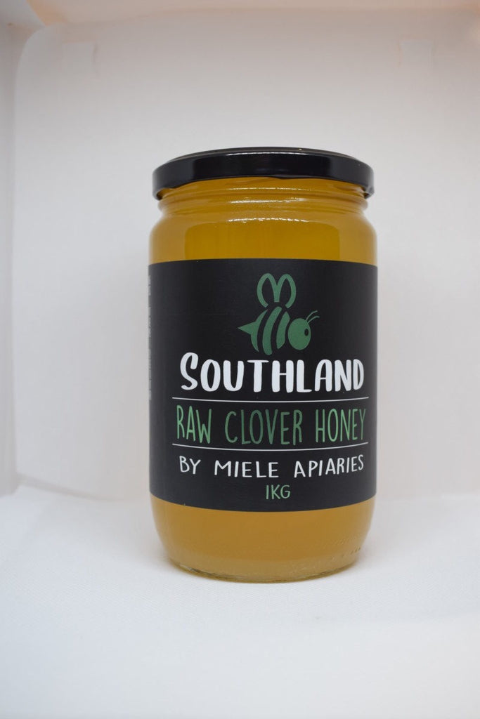 Raw Clover Honey 1kg