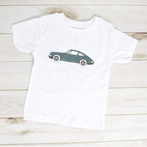 Kids Shirt - Porsche 911 Classic Car