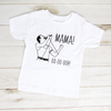 Freddie Mercury Mama Ooh Queen Band Toddler Shirt