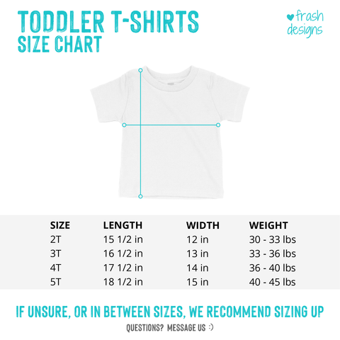 Toddler Shirt - Los Angeles Hand Sign