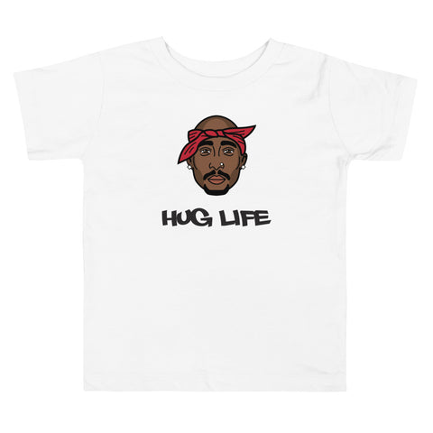 Image of Toddler Shirt - Hug Life Tupac