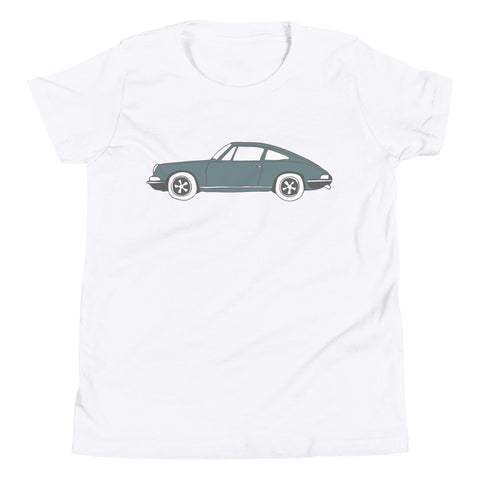 Image of Kids Shirt - Porsche 911 Classic Car