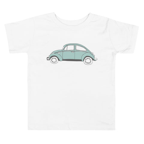 Image of Toddler Shirt - Volkswagen VW Bug Beetle Classic Car