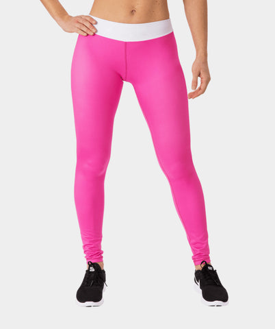 twotone seamless leggings