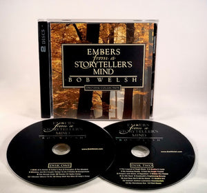 Embers From a Storyteller's Mind (CD)