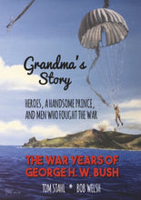 Load image into Gallery viewer, Grandma's Story - Heroes, A Handsome Prince, And Men Who Fought The War (DVD)
