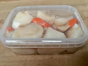 Scallops - 200g - The Oyster Shed