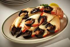 Cooked Crab Claws - 1kg - The Oyster Shed