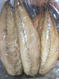 Smoked Mackerel - The Oyster Shed