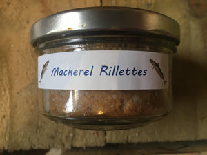 Mackerel Rillette