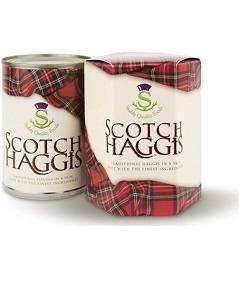 Scotch Haggis Gift Tin - The Oyster Shed
