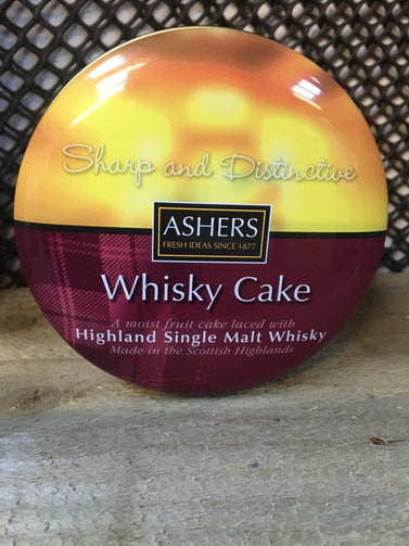 Highland Single Malt Whisky Cake - The Oyster Shed