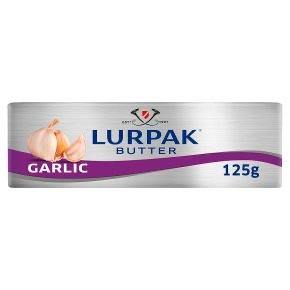 Lurpak Garlic Butter 125g - The Oyster Shed