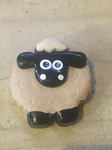 Sheep Fridge Magnet - The Oyster Shed