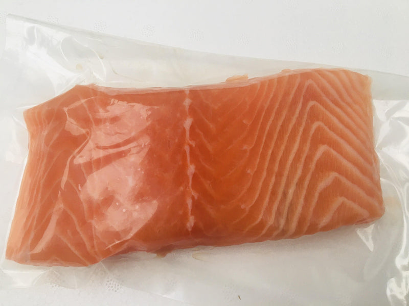Fresh Salmon Fillet - The Oyster Shed