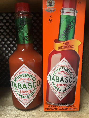 Original Tabasco 350ml - The Oyster Shed