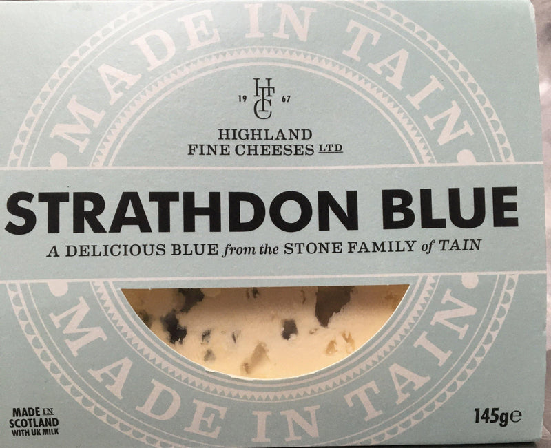 Strathdon Blue Cheese 145g - The Oyster Shed