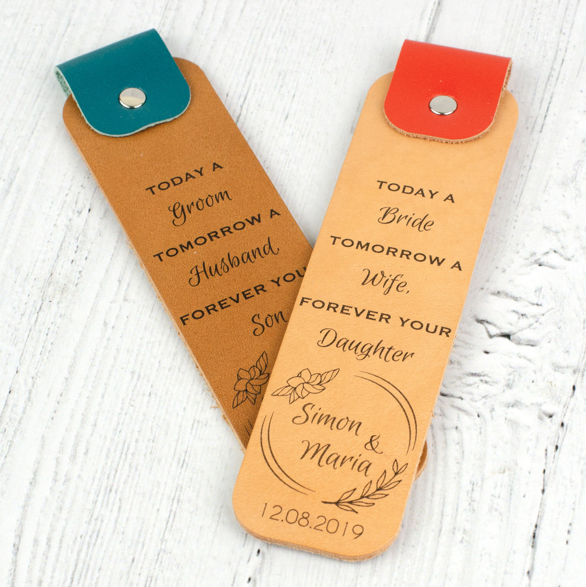Forever your child bookmark