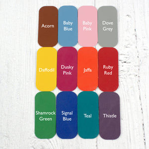 bookmark loop colour options