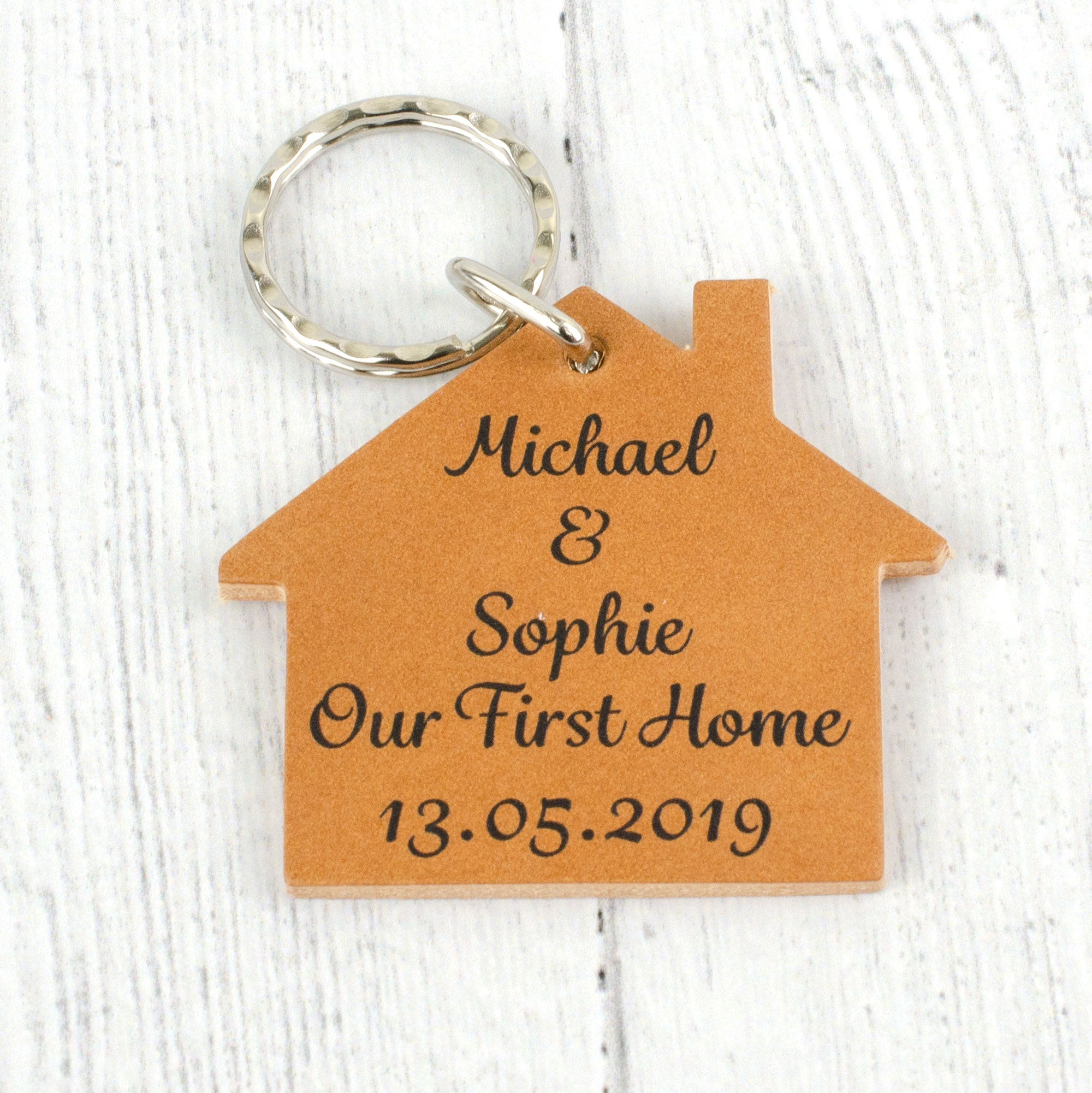 first home keyring
