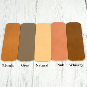 leather bookmark colours