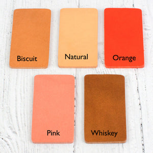 luggage tag colour options