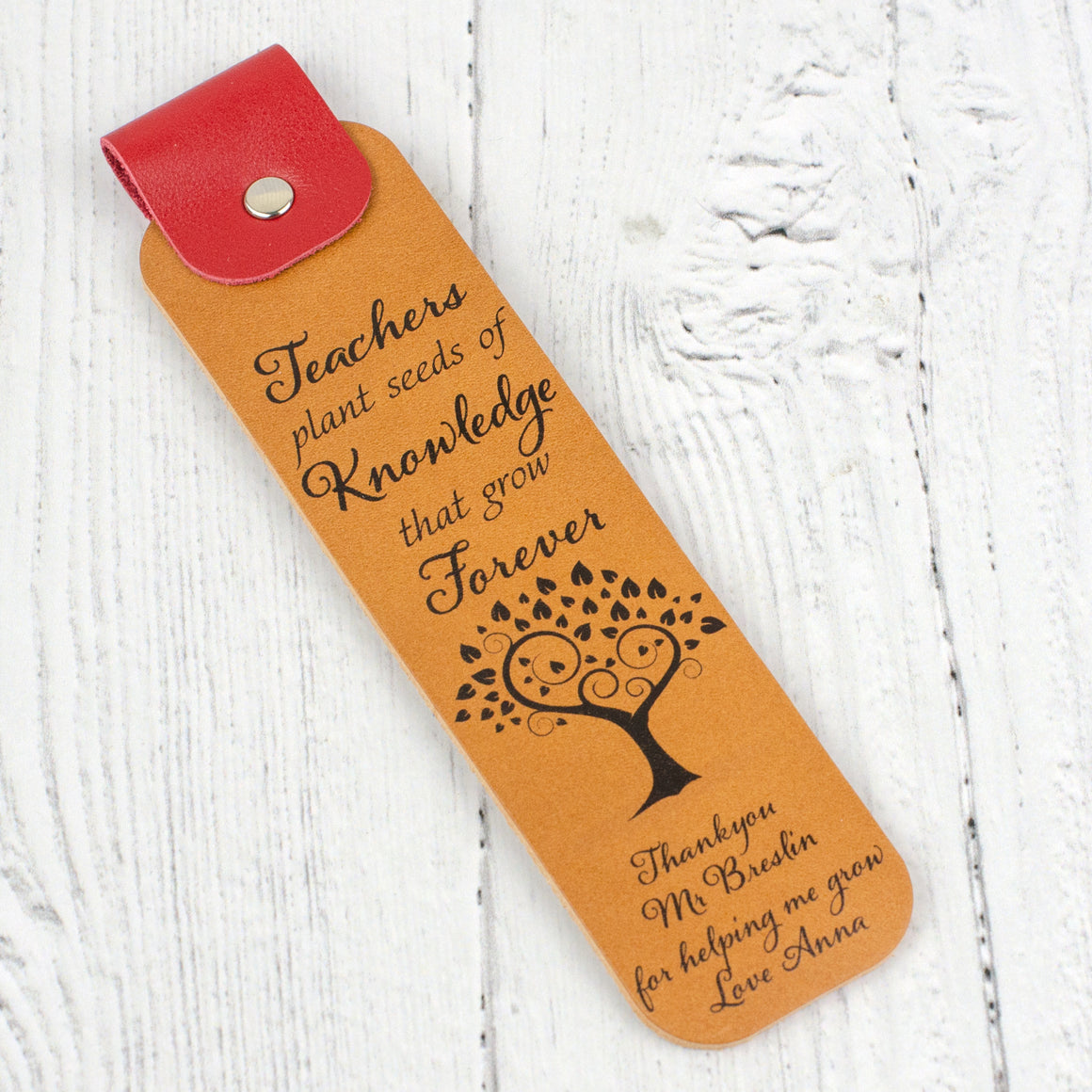 seeds of knowledge bookmark