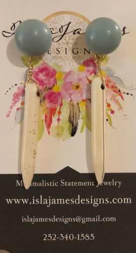 Franklin Street Earrings