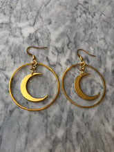 Load image into Gallery viewer, Moonchild Earrings