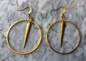 Leonidas Earrings