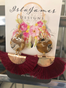 Pinot Porch Talk Earrings