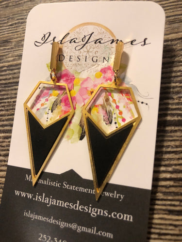 Hillsborough Street Earrings