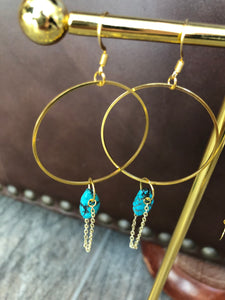 Shackles and Chains Earrings