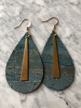 Load image into Gallery viewer, Message in a Bottle Earrings