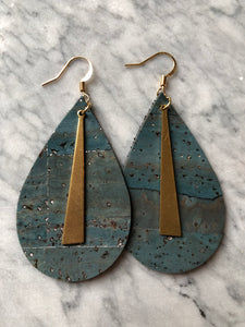 Message in a Bottle Earrings