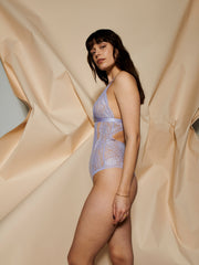 AMY BODYSTOCKING LAVENDER