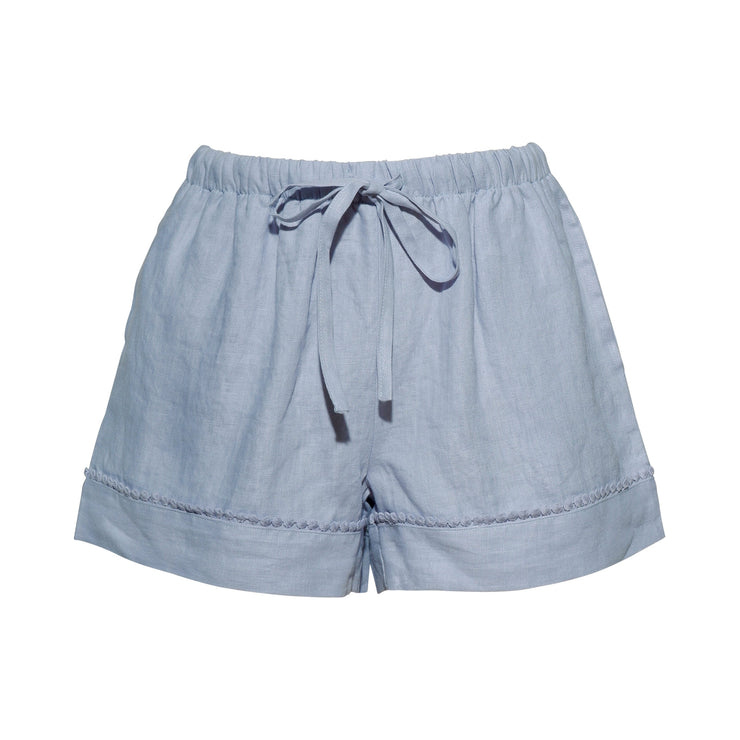 CAROLINE SHORTS LIGHT BLUE