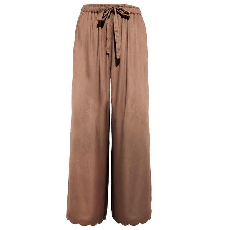 JANE PANTS WARM BEIGE