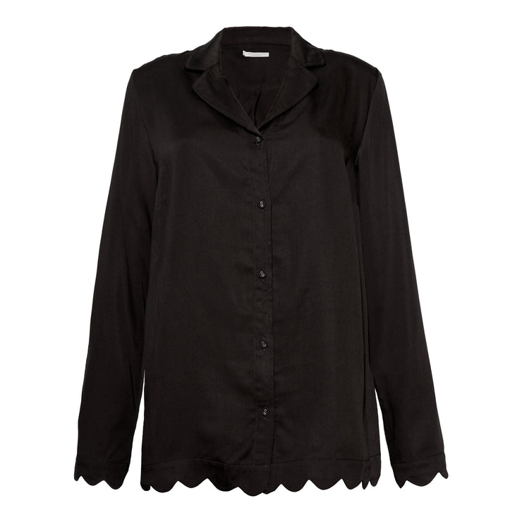 JANE SHIRT BLACK
