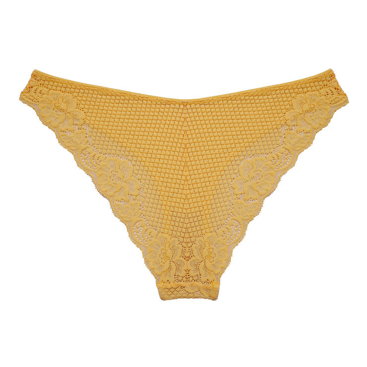 LIZA BRIEFS YELLOW