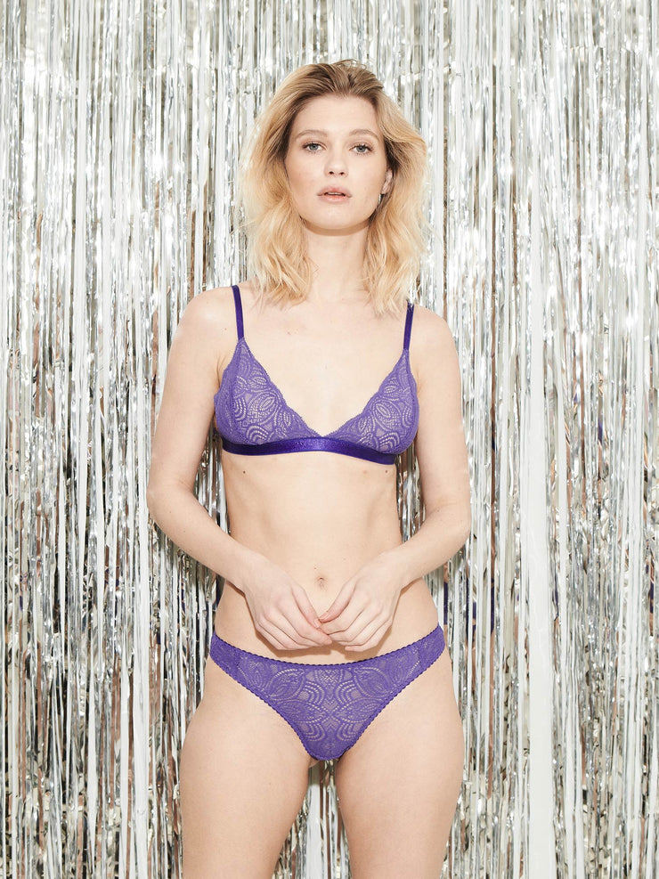 LUNA BRA PURPLE