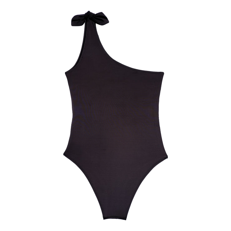 MANON SWIMSUIT CHARCOAL