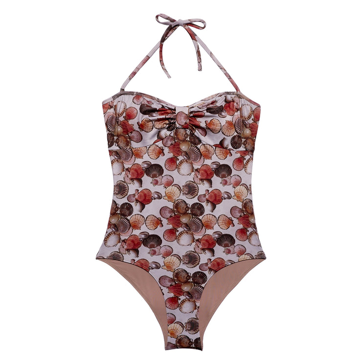 MELINA SWIMSUIT CREME